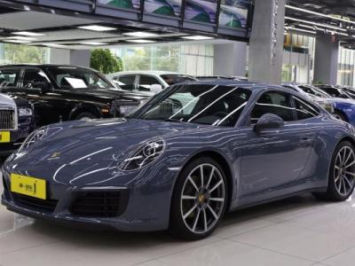 保时捷 911  Carrera 4 3.0T