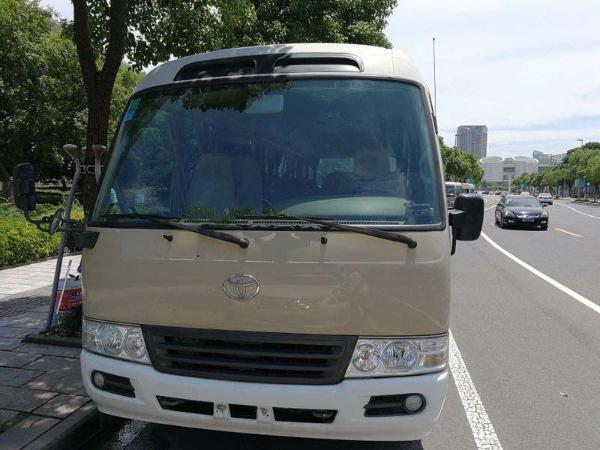 丰田柯斯达23座政府机关一手车