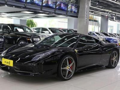 法拉利 458  4.5L 硬顶