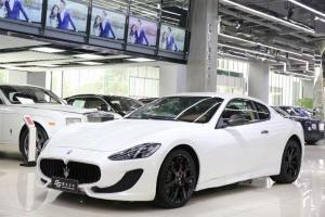 玛莎拉蒂 GT  S 4.7 Automatic