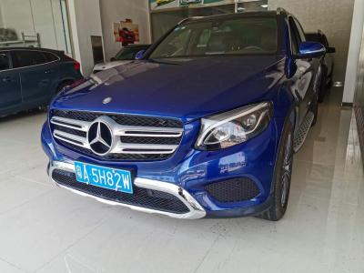 奔馳 奔馳GLC  2016款 GLC 200 4MATIC