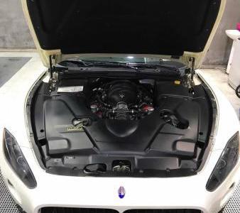 2011年11月 玛莎拉蒂 GT S 4.7 F1图片