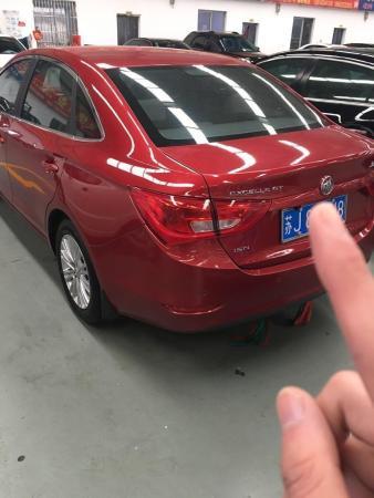 【盐城】2016年6月 别克 英朗 1.5 15n 精英型 红色 手自一体