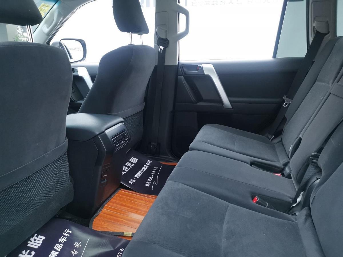 丰田霸道2700 18款 TXL 九气 外挂 大油箱图片