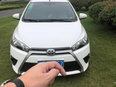 豐田 YARiS L 致炫  2016款 1.5E 自動勁速版