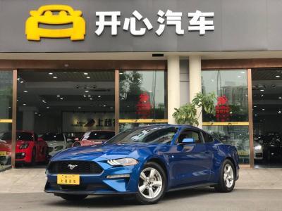 福特 Mustang  2018款 2.3L EcoBoost