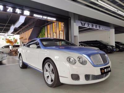 賓利 歐陸  2007款 GTC 6.0