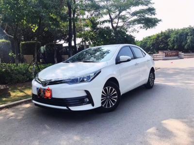 2019年4月 丰田 卡罗拉 1.2T S-CVT GL智享版图片