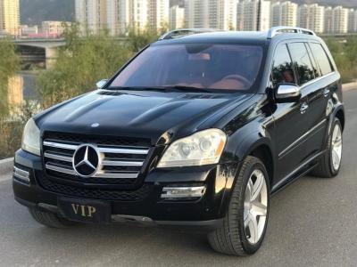 奔馳 奔馳GL級  2010款 GL 550 4MATIC圖片