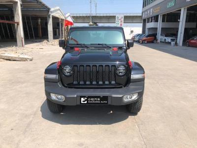 Jeep 牧马人  2019款  2.0T Sahara 四门版