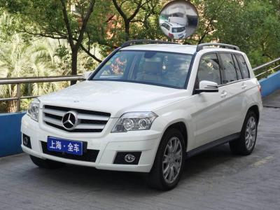 2011年10月 奔驰 奔驰GLK级  GLK 300 4MATIC 动感型图片