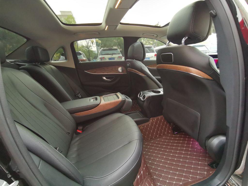 奔驰 奔驰E级  2018款 E 300 L 豪华型图片