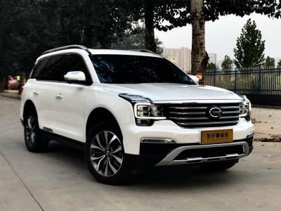 廣汽傳祺 GS8  2019款  390T 兩驅豪華智聯版(七座)