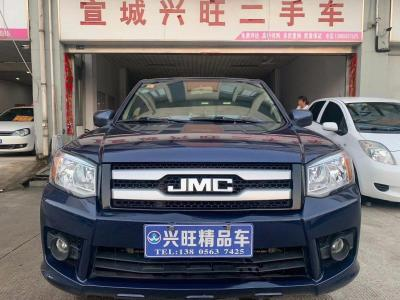 2016年10月 江铃 宝典 2.8T新超值柴油两驱标货豪华型JX493ZLQ4G图片