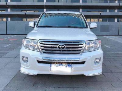 2015年5月 丰田 兰德酷路泽(进口) 4.0L V6 中东低配版图片