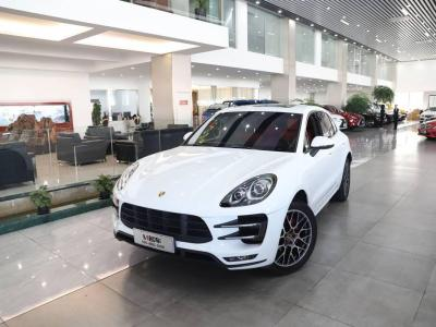 保时捷 Macan  2016款 Macan Turbo 3.6T?#35745;?/>                         <div class=