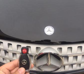 奔驰 M级 ML500 5.0L 4MATIC图片