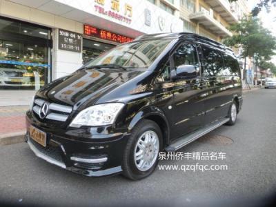 2013年2月 奔驰 威霆  2.5L 豪华版图片