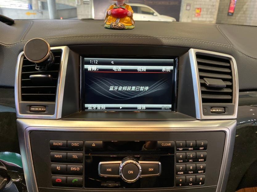 奔驰 奔驰GL级  2016款 GL450 4MATIC 3.0T 美规版图片