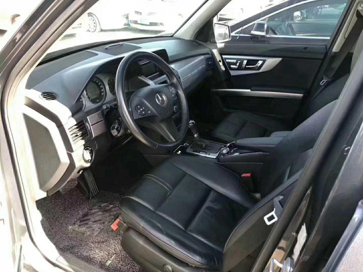 奔驰 奔驰GLK级  2011款 GLK 300 4MATIC 时尚型图片