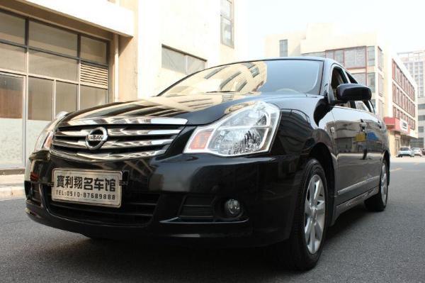 【无锡】2009年10月日产轩逸1.6xe舒适版手动黑色挡标致5008悬挂和c5图片