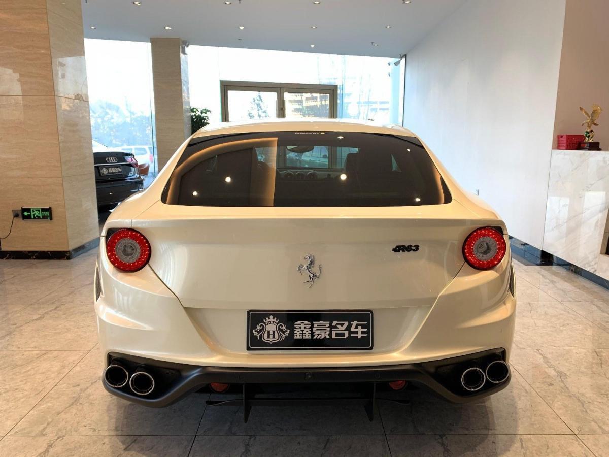 法拉利 FF  2012款 6.3L V12图片