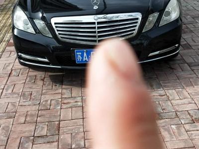 奔馳 奔馳E級  2012款 E 200 L CGI優雅型