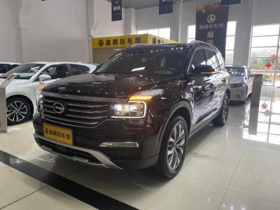 2017年10月 广汽传祺 GS8 320T 两驱豪华智联版图片