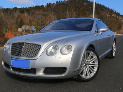 2007年4月 宾利 欧陆 GT Speed 6.0图片