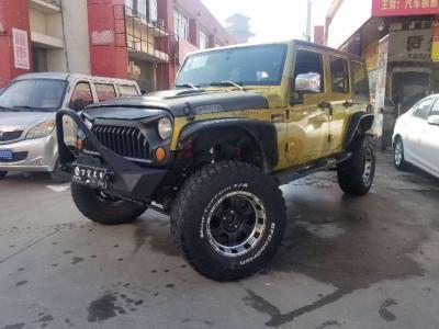 2009年1月 Jeep 牧马人  3.8L Sahara 四门版图片