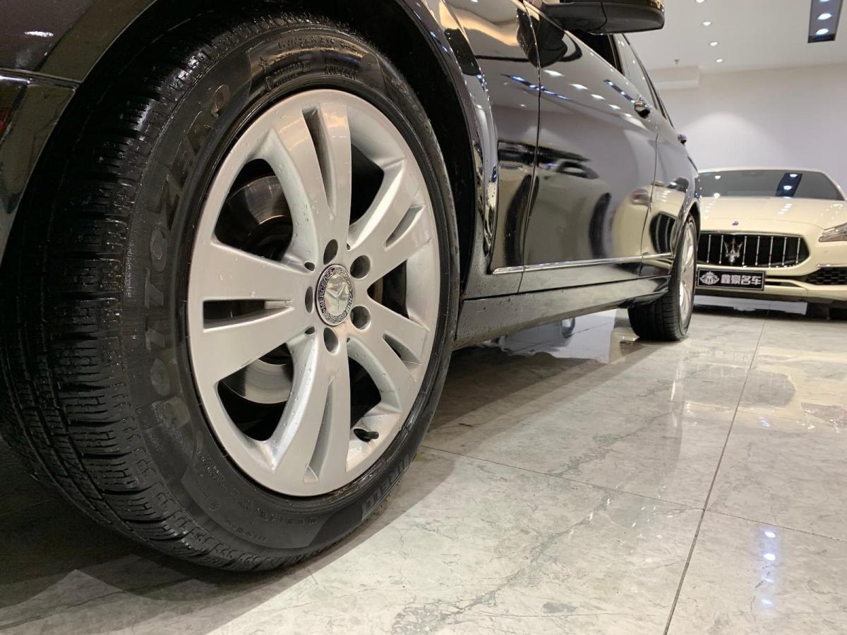 奔驰 奔驰C级  2010款 C 300 旅行版图片