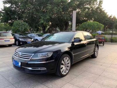 大众 辉腾  2011款 3.6L V6 4座加长Individual版