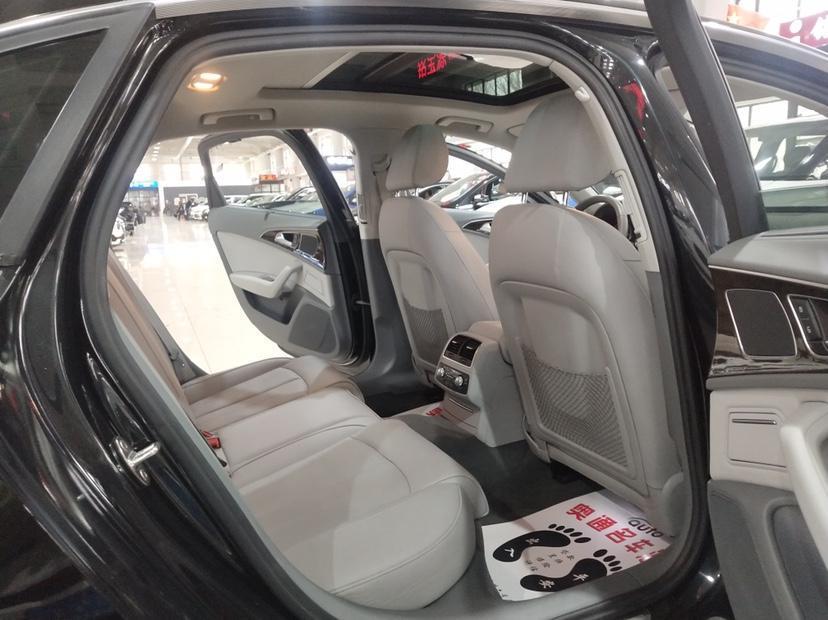 奥迪 奥迪A6L  2012款 30 FSI 舒适型图片
