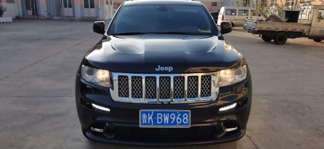 2012年11月 Jeep 大切诺基(进口) 3.6L 旗舰尊崇版图片