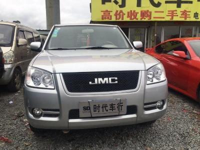 014年3月 江铃 宝典 2.8T 两驱柴油舒适超值版-2012年4月 二手郑州