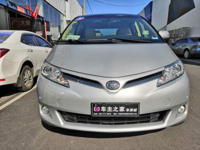 豐田 普瑞維亞  2012款 2.4L 7人座標準版
