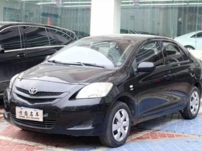 丰田 威驰  1.3L AT GL-i标准版