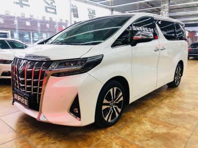 2019年4月 丰田 埃尔法(进口) 3.5L 豪华版图片