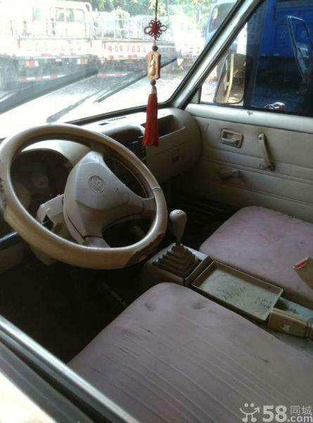 2年4月 二手黑豹单排小货车 价格1.18万元