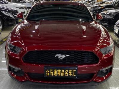 2017年6月 福特 Mustang(進口) 2.3T 性能版圖片