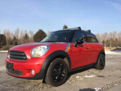 2016年1月 MINI Countryman 1.6L Fun图片