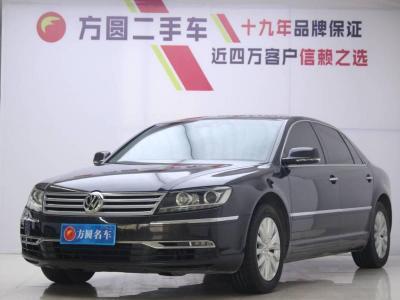 2012年12月 大众 辉腾(进口) 3.0L 商务型图片