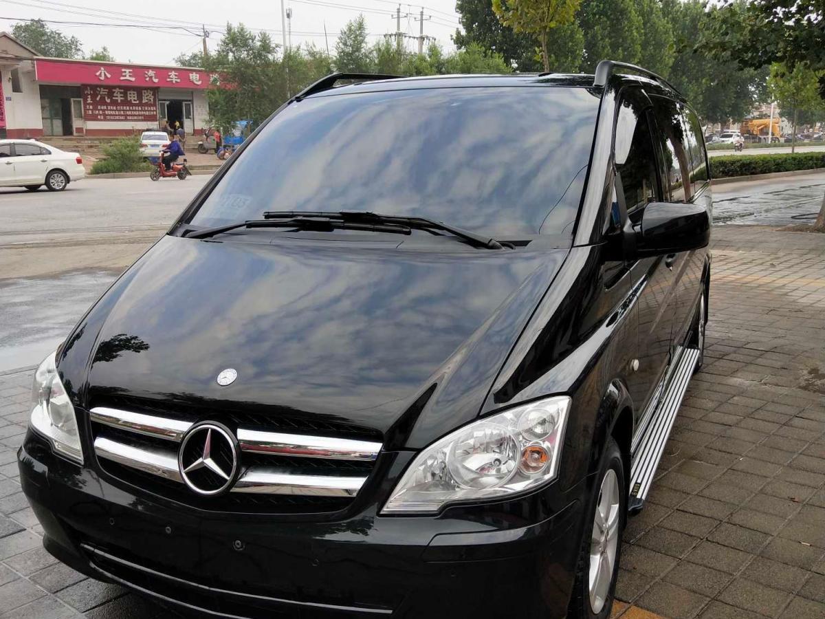2014年6月 奔驰 威霆 2.1T 柴油商务版图片