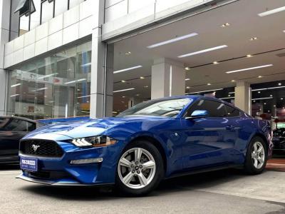 2018年9月 福特 福特2018款 野马 2.3T 自动 硬顶 标准型(美规)图片