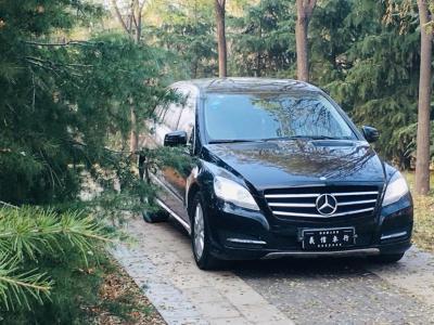 2012年12月 奔驰 奔驰R级(进口) R 300 L 商务型图片