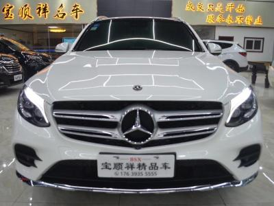 奔馳 奔馳GLC  2017款 GLC 300 4MATIC 動感型