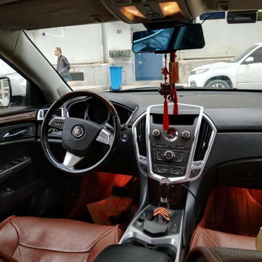 凯迪拉克 SRX  2012款 3.0L 豪华型图片