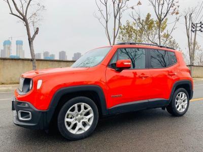 Jeep 自由侠  2017款 180T DCT高能版图片