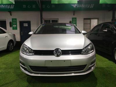 2015年6月 大众 高尔夫 1.6L 自动舒适型图片