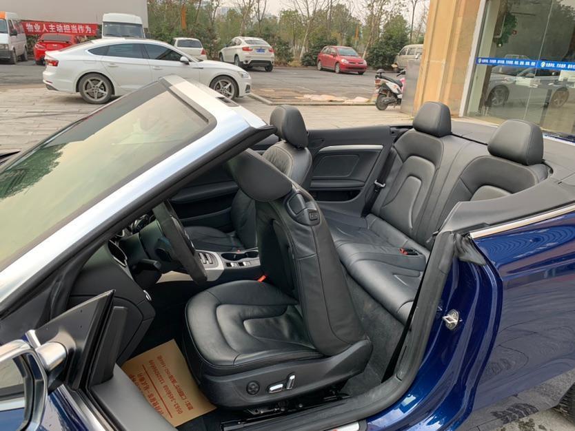 奥迪 奥迪A5  2016款 Coupe 45 TFSI 舒适型图片